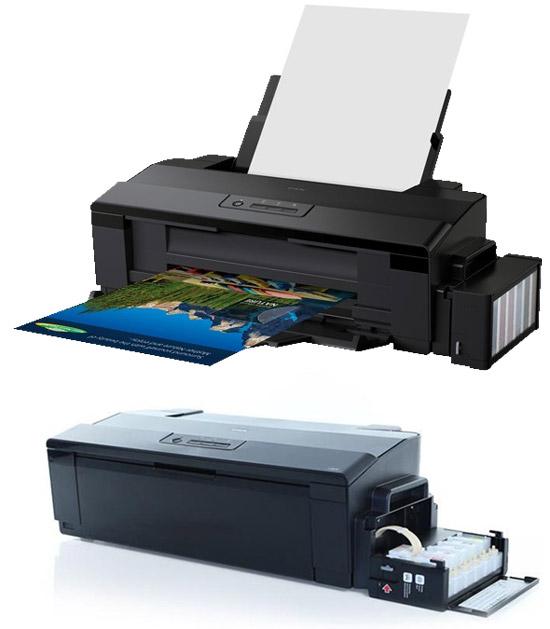 Drukarka Epson L1800 do sublimacji w zestawie z dodatkowymi akcesoriami
