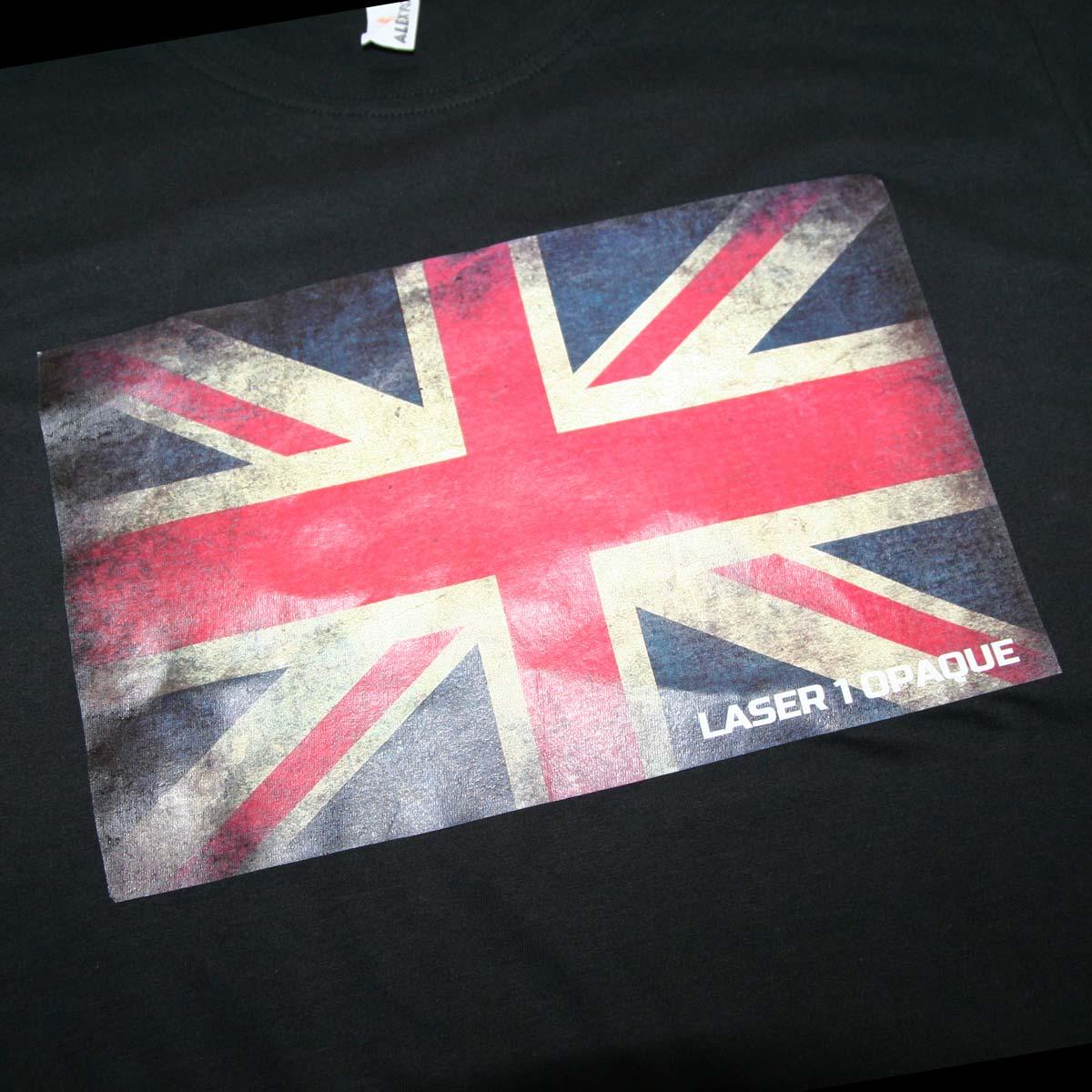 Laser 1 Opaque - papier transferowy do drukarek laserowych na ciemne i kolorowe tkaniny