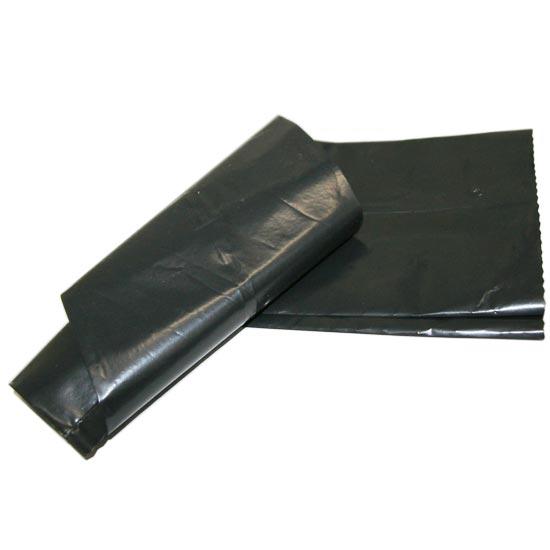 Uniwersalna torba foliowa do kaset laserowych - czarna
