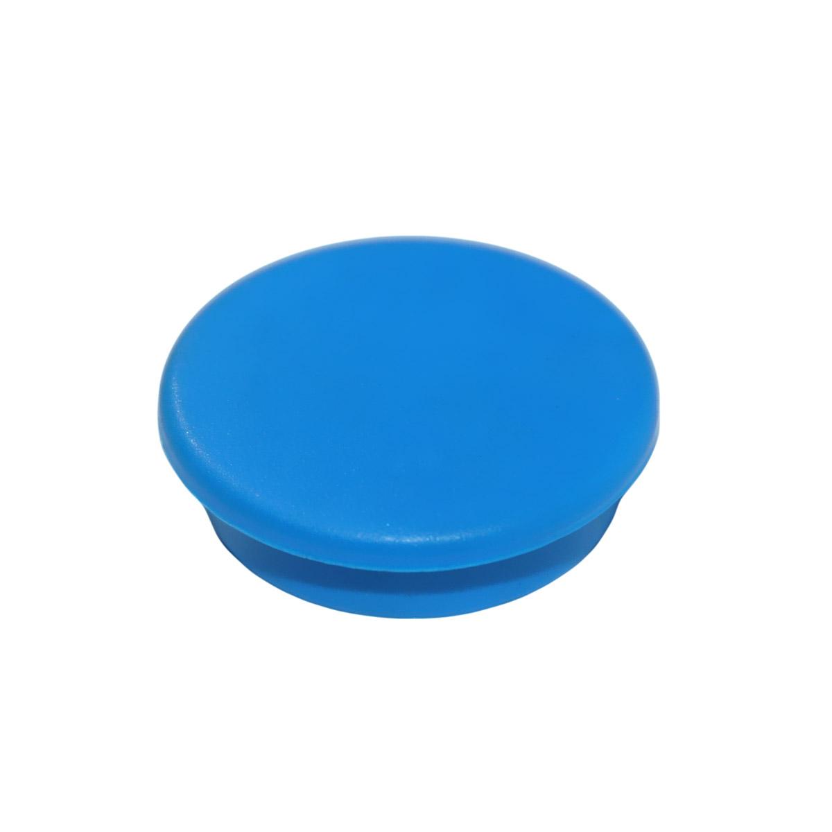 Okrągłe magnesy neodymowe - niebieskie