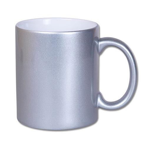0a6dc60e3fc Sublimation mug Capacity: 300 ml Height : 9,5 cm Diameter: 8 cm Colour:  silver