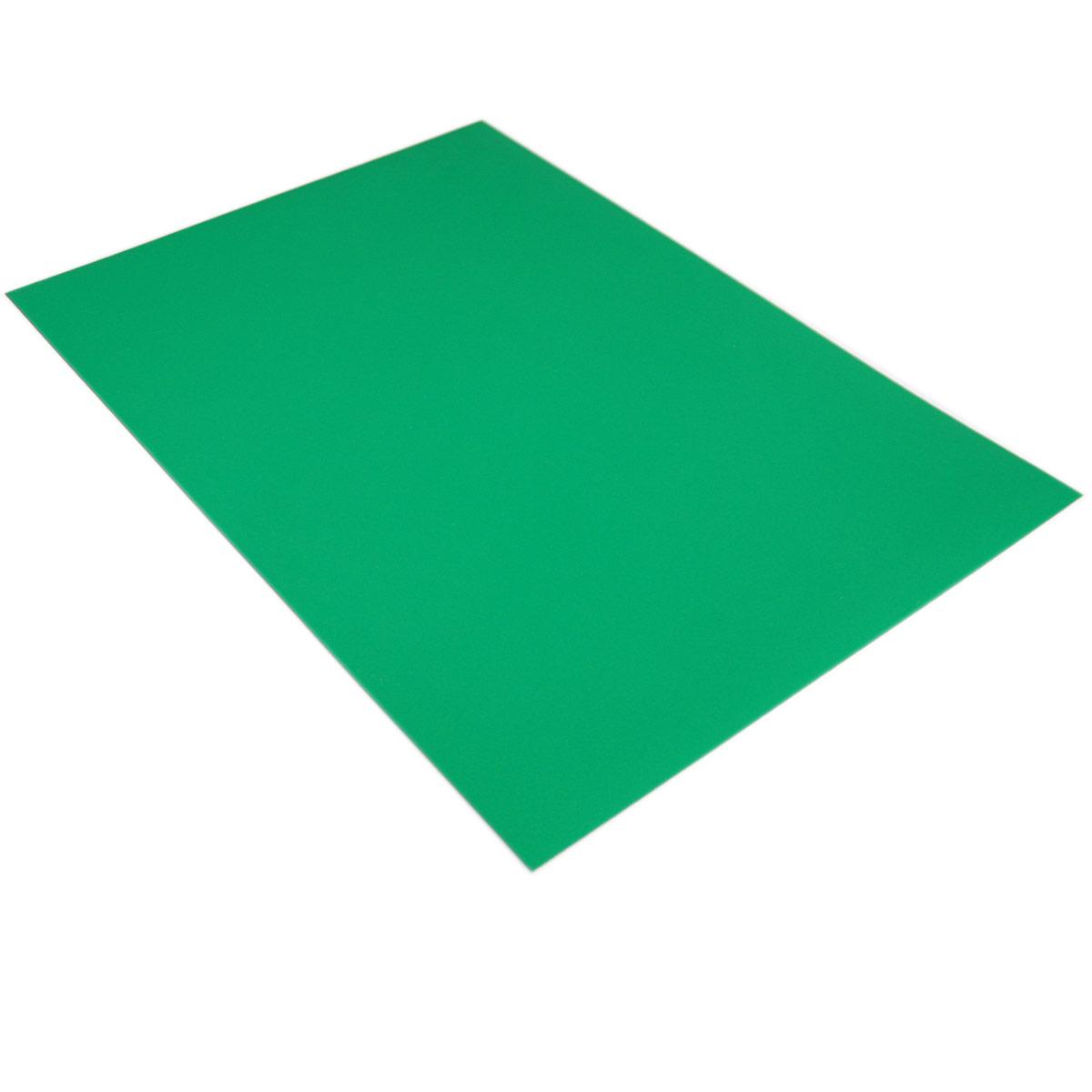Folia magnetyczna A4 - zielona