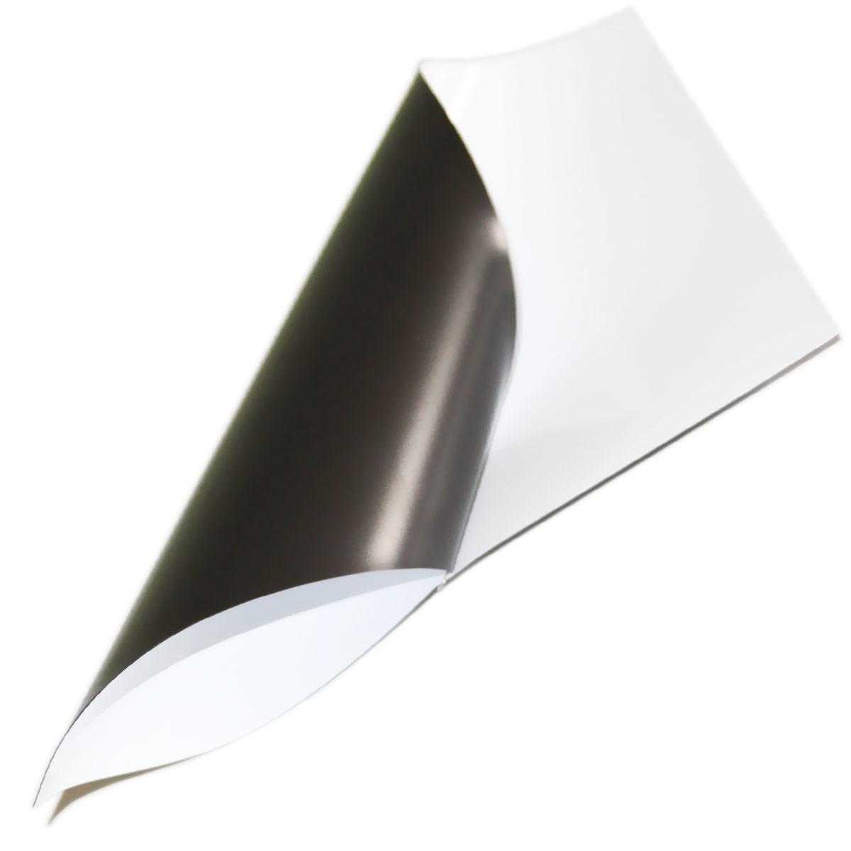 Folia magnetyczna A4 - biała