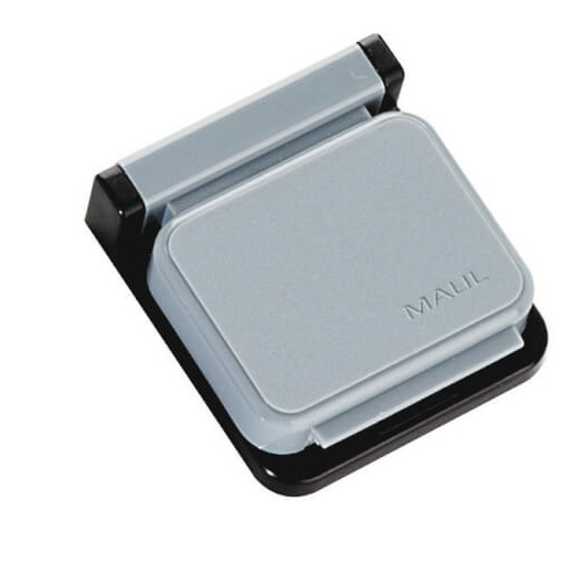 Klip S samoprzylepny magnetyczny zaciskowy - 10 sztuk