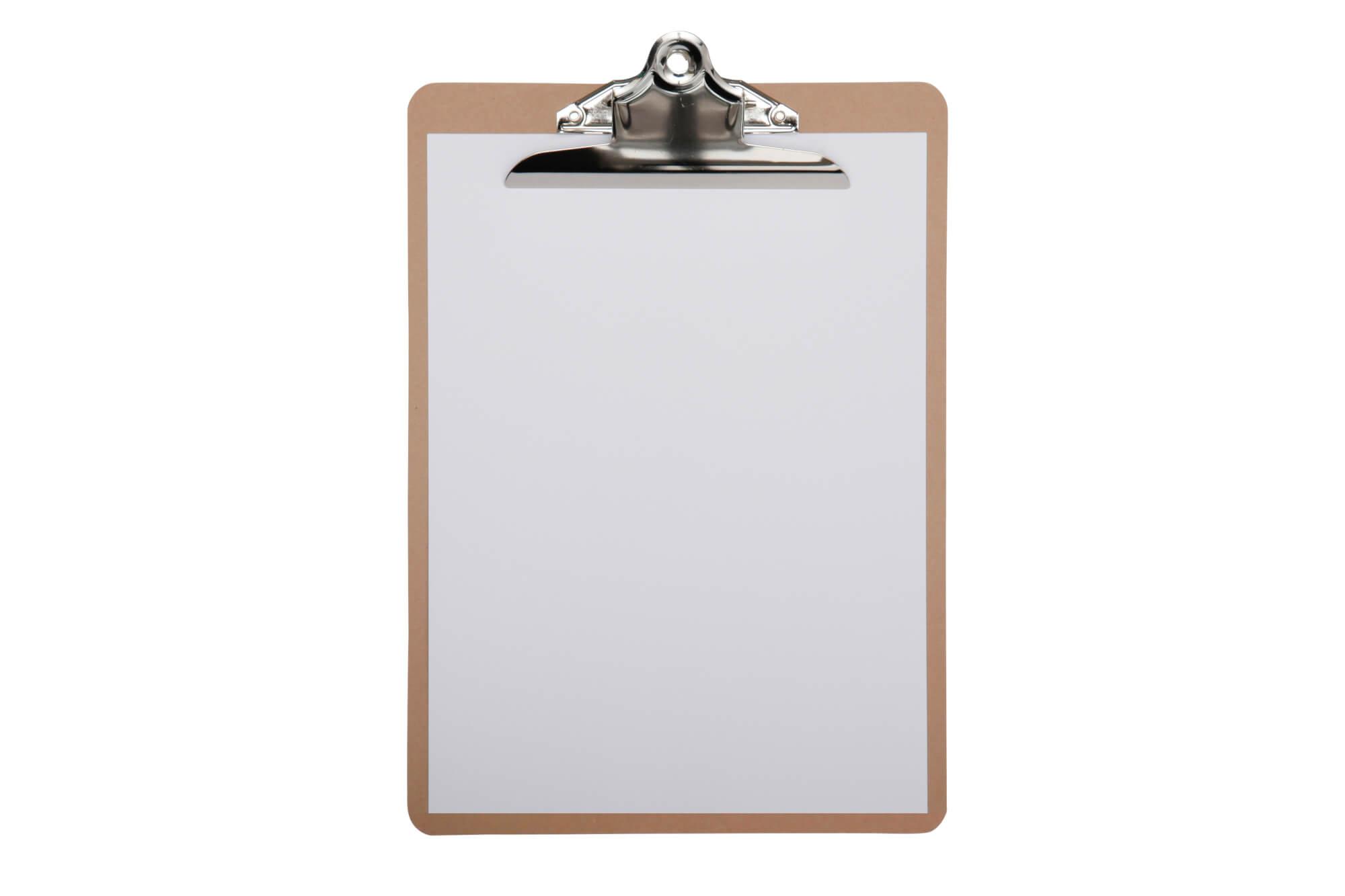 Clipboard z płyty HDF MAULclassic