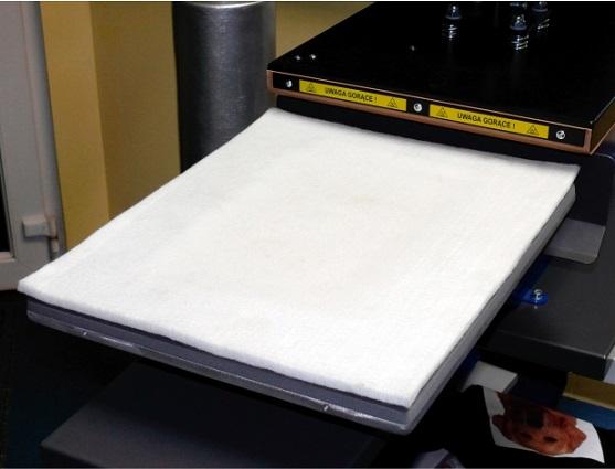 Nakładka filcowa na dolną płytę 38 x 45 cm