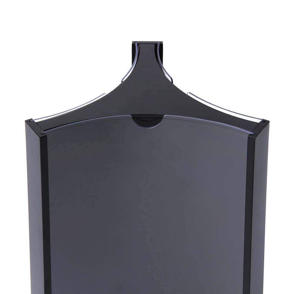 Trójstronny obrotowy stojak na menu - format DL