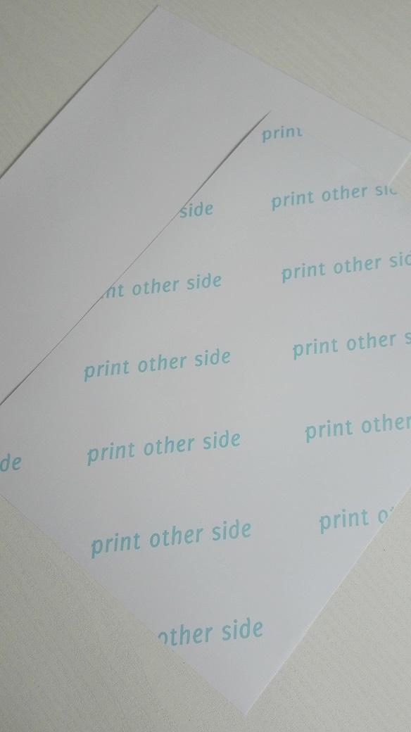 Fc Super 2003+ - papier transferowy do drukarek laserowych na jasne tkaniny