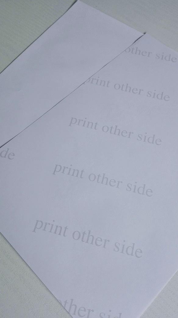 FC SHOPPER - papier transferowy A4 do drukarek laserowych na jasne tkaniny bez podtła
