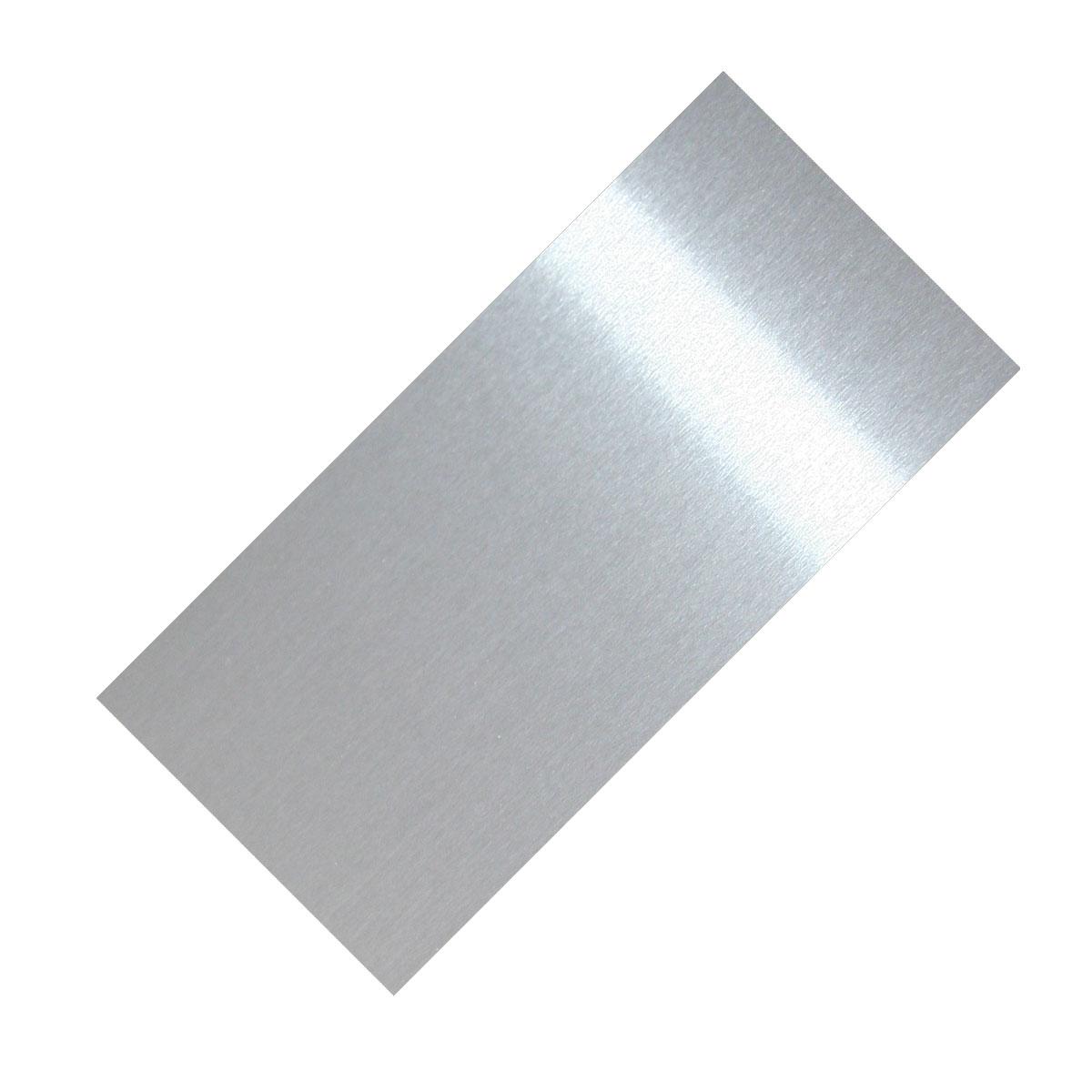 Metal półmatowy do nadruku termotransferowego i sublimacji