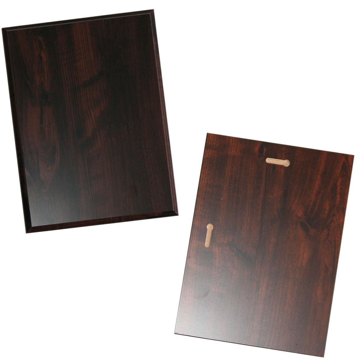 Podkład drewniany do blach z nadrukiem sublimacyjnym