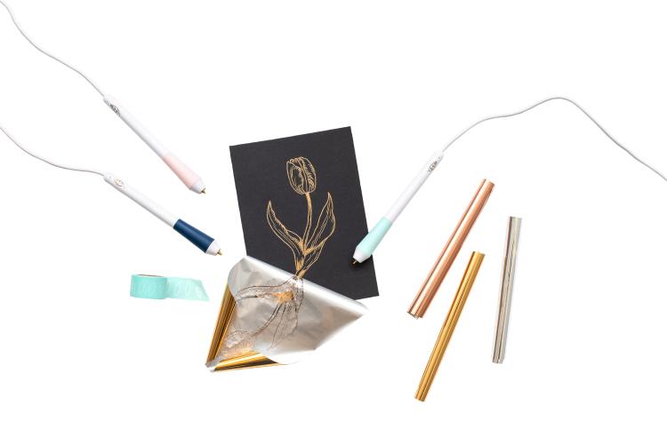 Zestaw ręcznych narzędzi do złoceń