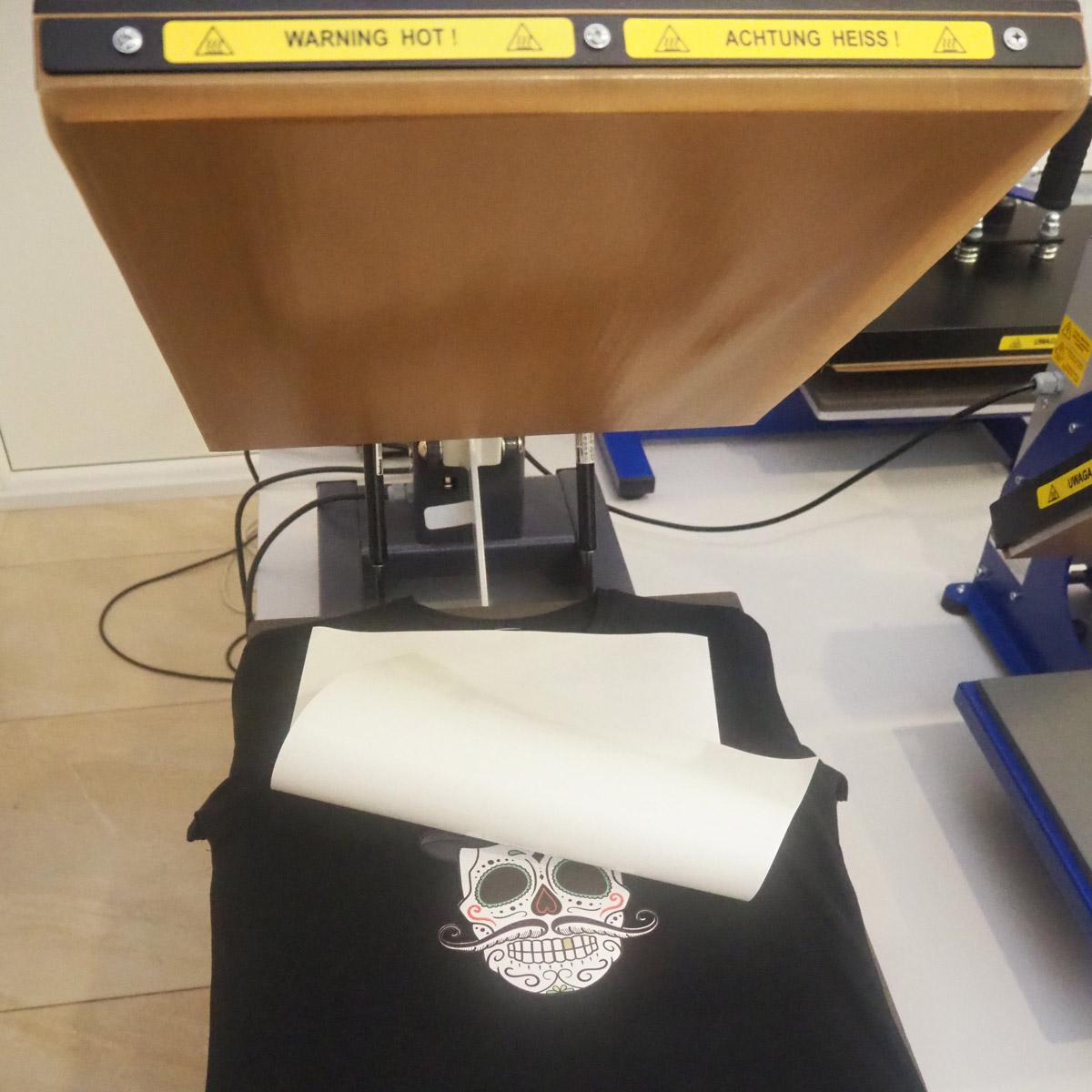 Papier pomocniczy do nadruków (silikonowany) - Antistick