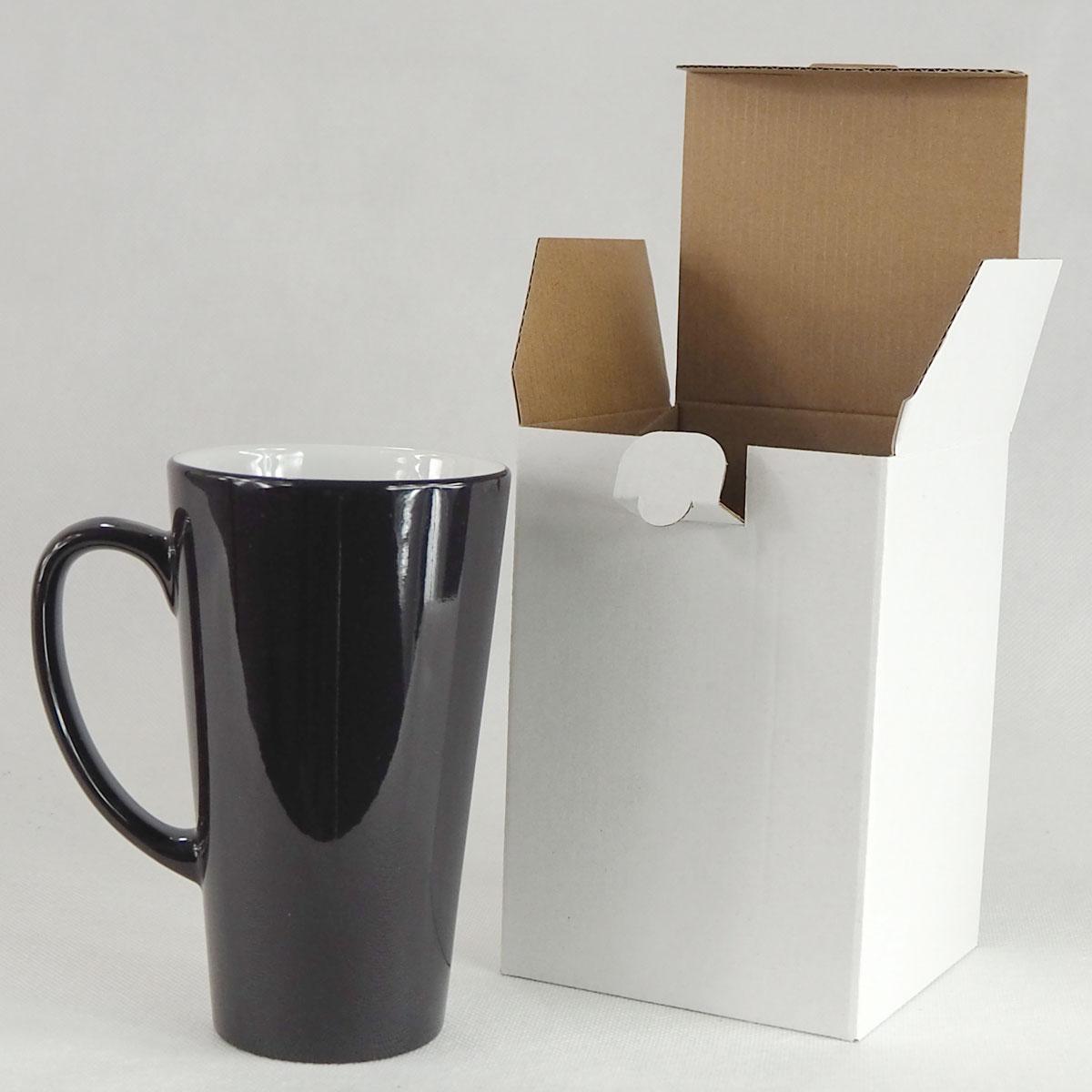 Kartonik na kubek duże latte