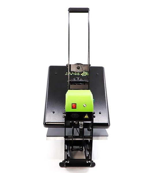 Galaxy Auto Open Slider 40x50 - prasa transferowa do powierzchni płaskich, otwieranie automatyczne