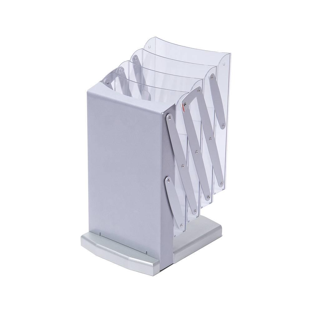 Rozkładany stojak na ulotki (format A4)