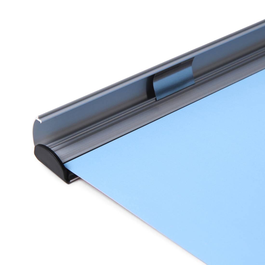 Profile zatrzaskowe aluminiowe z przesuwanymi haczykami
