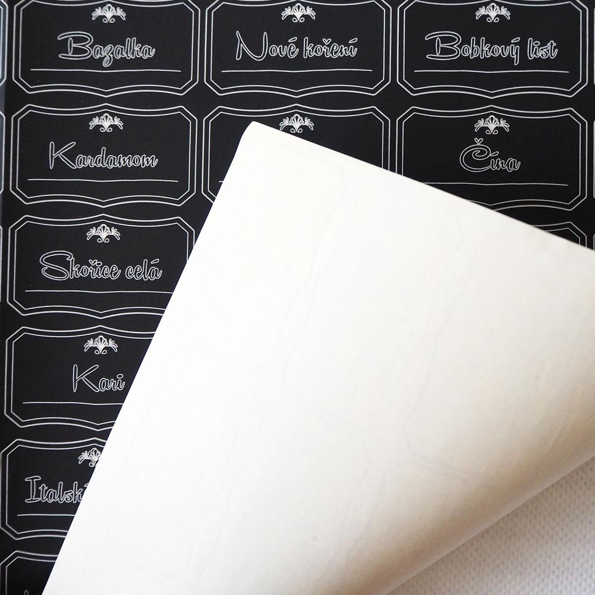 Czarny Matowy Papier Samoprzylepny Do Drukarek Laserowych I Kopiarek 100 Arkuszy Marka Rf Gramatura 80 G M Wymiar 330 X 487 Mm Kolor Czarny Rodzaj Matowy Typ Szybkoschnący Ilość Arkuszy 100