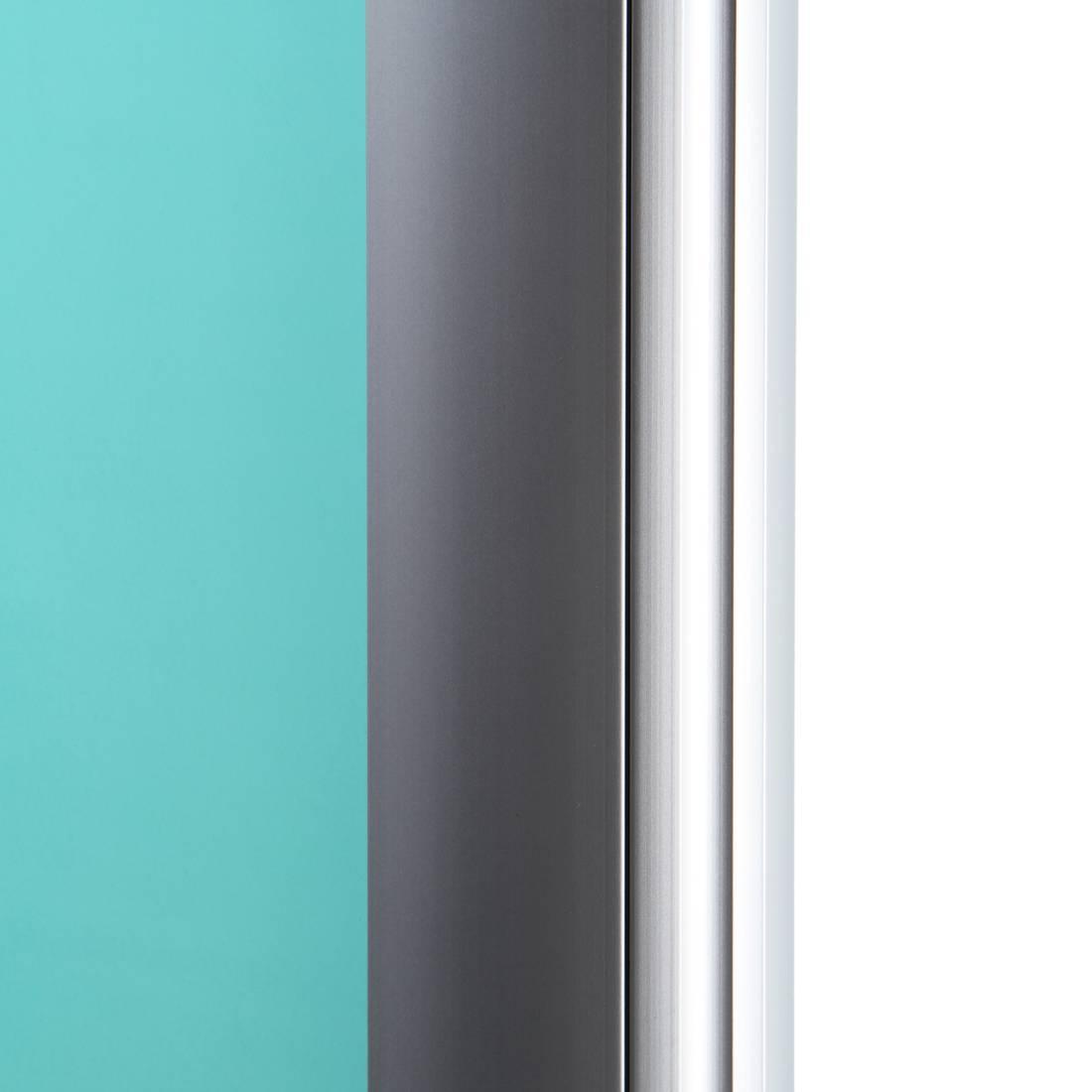 Podświetlany dwustronny totem reklamowy (format 2 x A1)