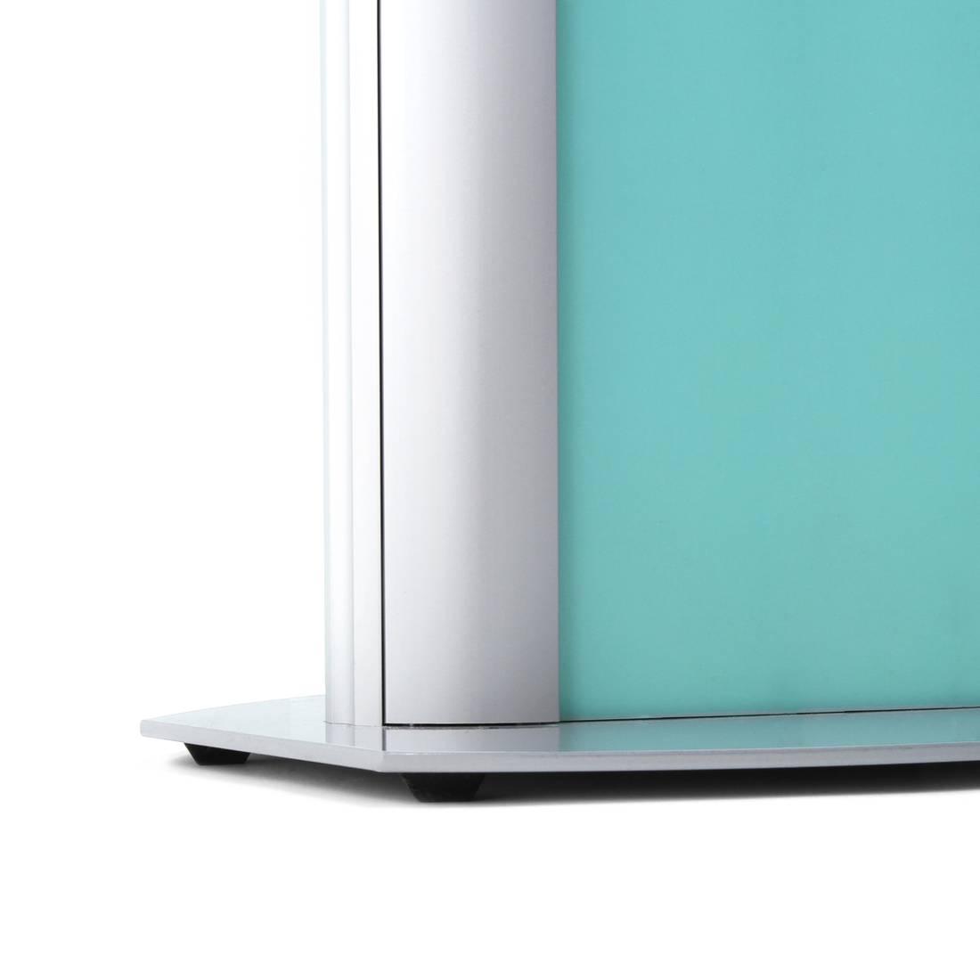 Podświetlany dwustronny totem reklamowy (format 70 x 200 cm)