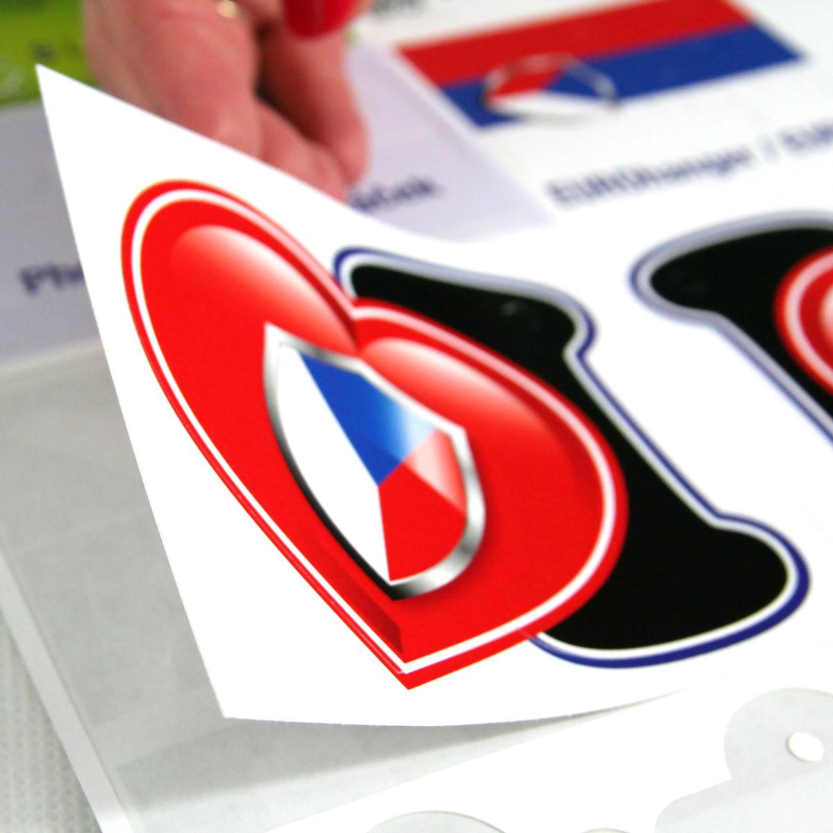 Fotograficzny papier samoprzylepny A4 z połyskiem do drukarek laserowych - 10 arkuszy