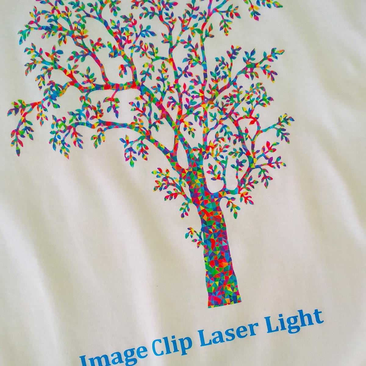 Image Clip Laser Light - papier transferowy do drukarek laserowych na jasne tkaniny bez podtła