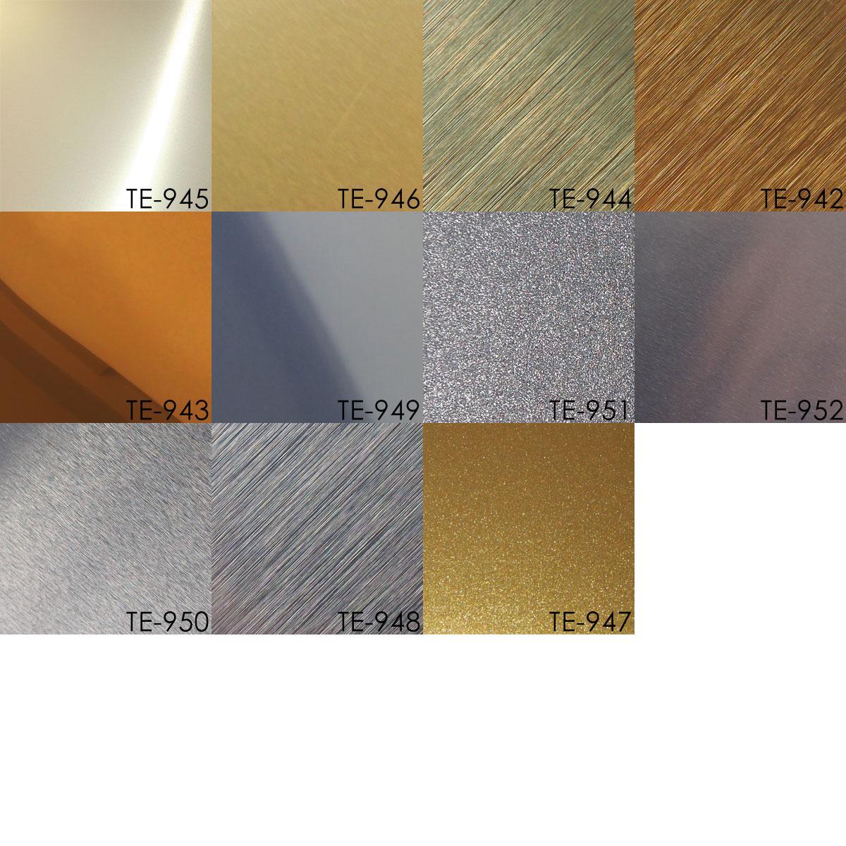 Metal matowy do nadruku termotransferowego i sublimacji