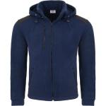 Bluza polarowa z kapturem męska - Premium