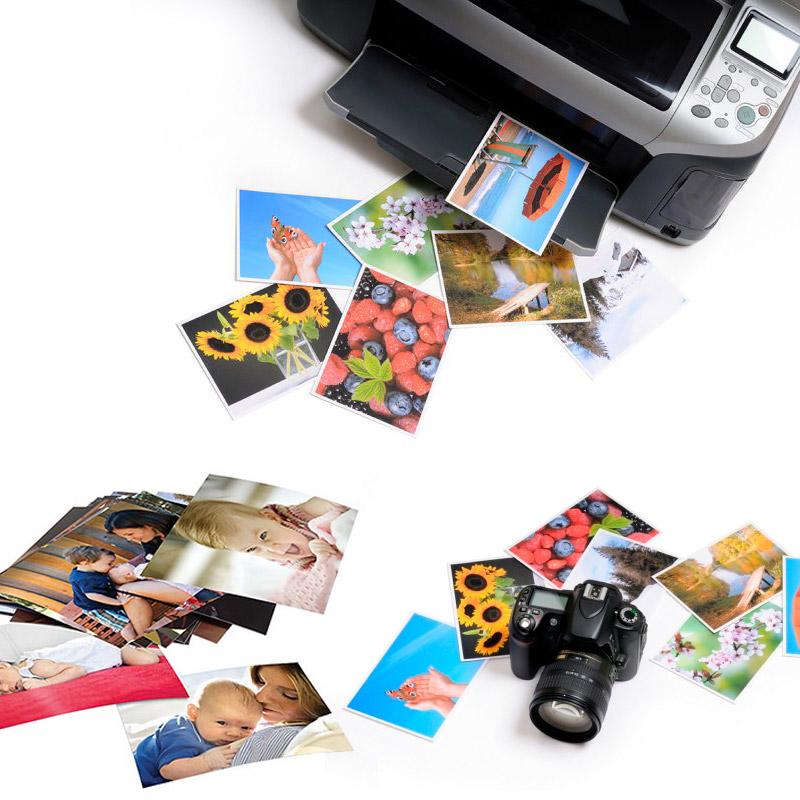 Papier fotograficzny A4 (210 g) do drukarek atramentowych - 10 arkuszy